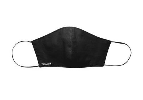 Fisura Fisura Face Mask Adults Black