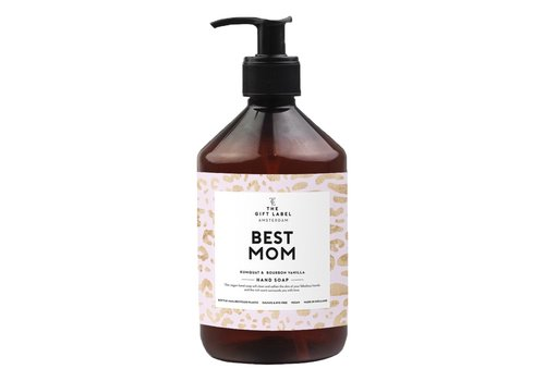 The Gift Label The Gift Label Hand Soap Best Mom 500 ml
