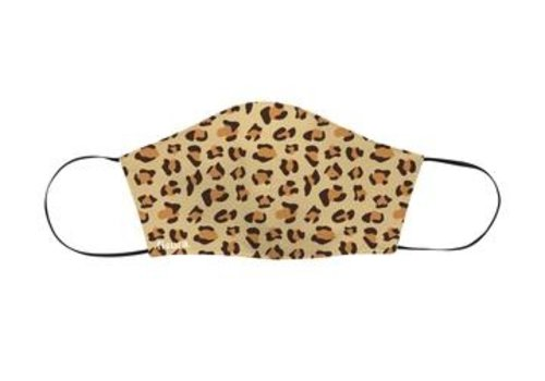 Fisura Fisura Face Mask Adults Cheetah