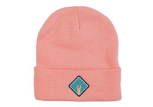 Fisura Fisura Hat Girl Power Pink