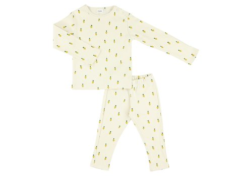 Trixie Trixie 2-piece Pyjama Tiny Turnip18/24 months