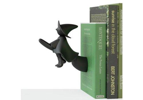 Fisura Fisura Boekensteun Heks Zwart