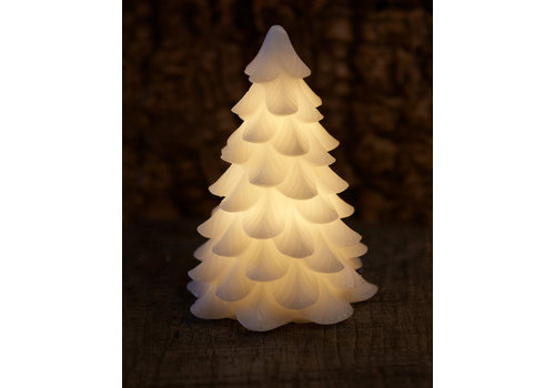 Sirius Sirius Carla Christmas Tree LED Candle H 23 cm