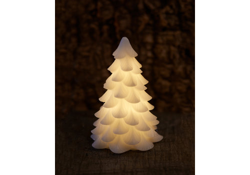 Sirius Sirius Carla Christmas Tree LED Candle H 19 cm