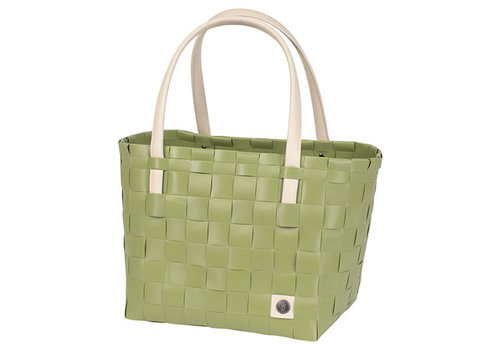 Handed By Handed By Color Block Shopper Olive