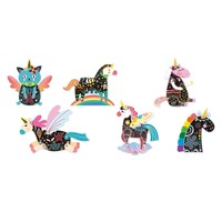 Avenir Scratch Marionet Unicorn