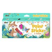 Avenir Paint Sticks 12 Colours
