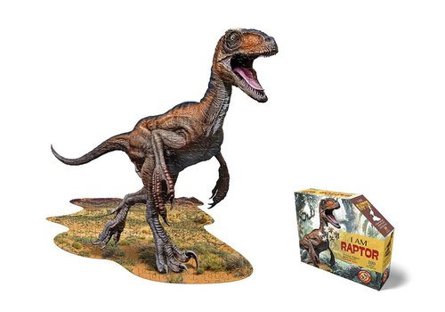 Madd Capp Madd Capp Jigsaw Puzzle I Am Raptor 100 Pieces