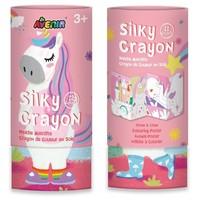 Avenir Silky Crayon 12 Colours Unicorn