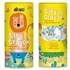 Avenir Avenir Silky Crayon 12 Colours Lion
