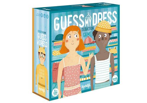 Londji Londji Gezelschapsspel Guess My Dress