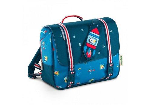 Lilliputiens Lilliputiens Schoolbag En Route
