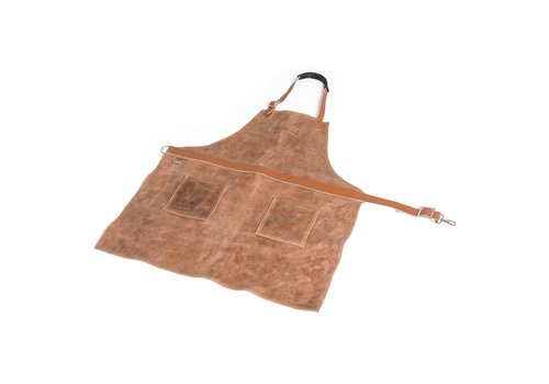 Barbecook Barbecook Leather Apron Brown 76 x 85 cm