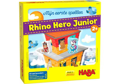 Haba Haba My First Games Rhino Hero Junior