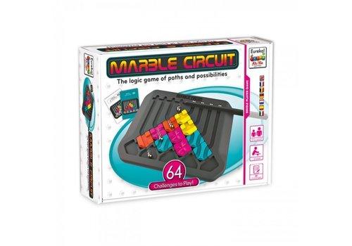 Eureka Eureka! Marble Circuit 64 Puzzling Challenges