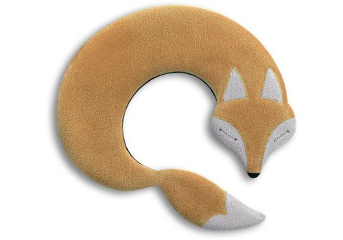 Leschi Leschi Warming Pillow Noah The Fox sand/midnight
