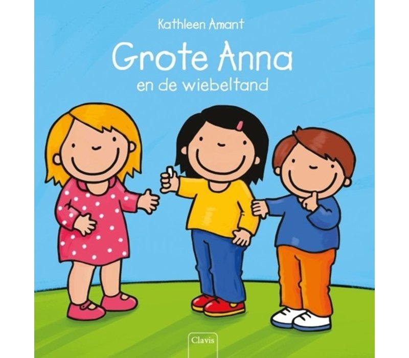 Clavis Leesboek Grote Anna en de Wiebeltand