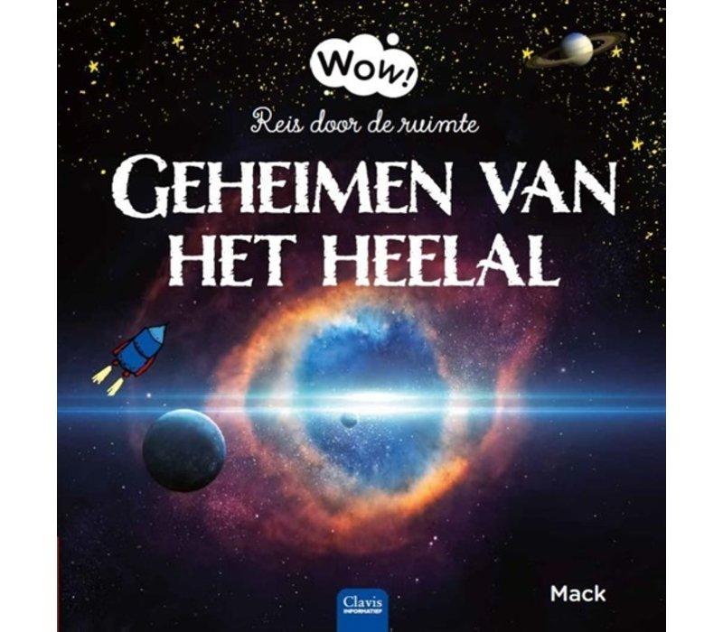 Clavis Leesboek Geheimen van het Heelal