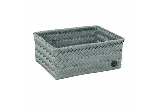 Handed By Handed By Fit Medium High Basket Eucalyptus