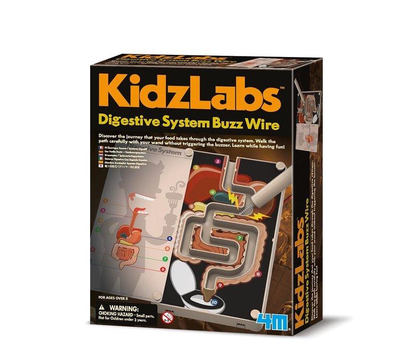 4M KidzLabs Stresstester/Spijsvertering