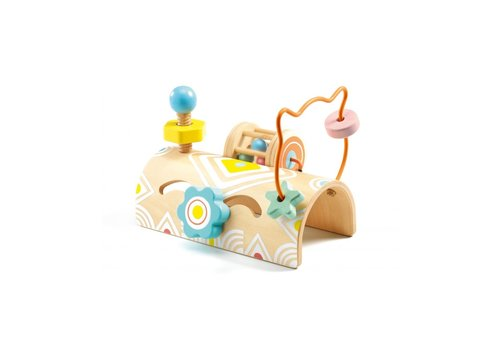 Djeco Djeco BabyTabli Wooden Activity Game