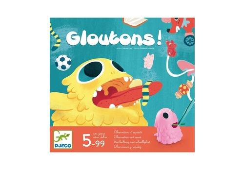 Djeco Djeco Gloutons Observatie- en Snelheidsspel