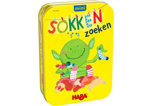 Haba Haba Search Socks  Mini