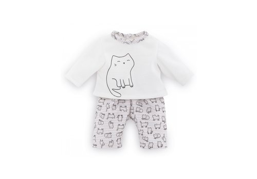 Corolle Corolle Ma Corolle Two Pieces Pajamas