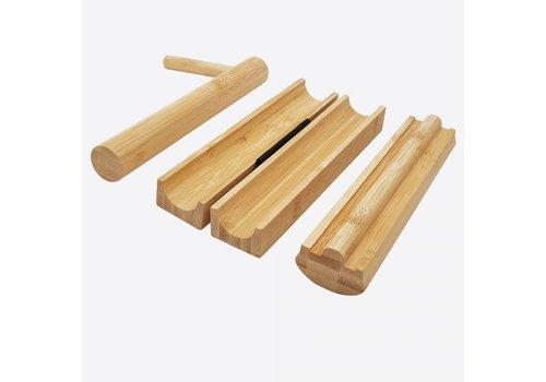 Cookut Cookut Sooshi Sushi Maker Bamboo