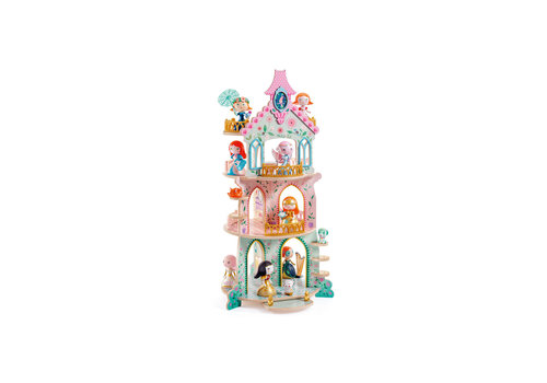Djeco Djeco Arty Toys The Princess Tower