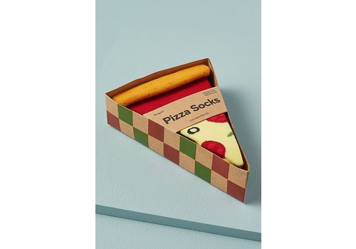 Doiy Doiy Pizza Sokken