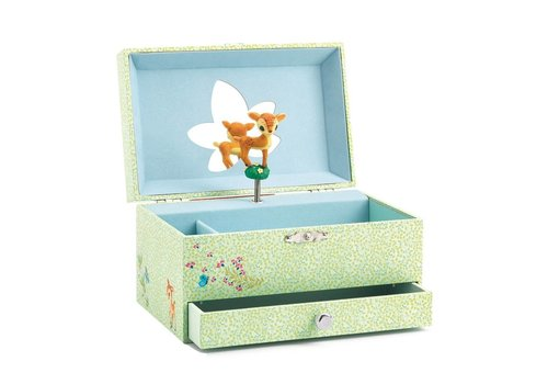Djeco Djeco Tune Box Case The Fawn's Song