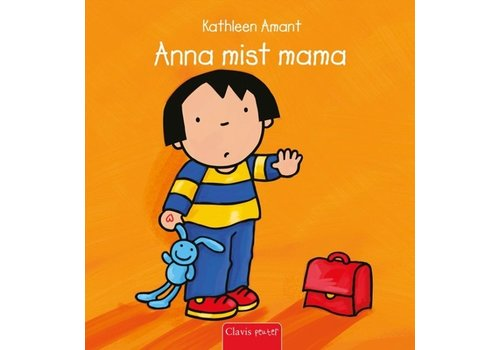Clavis Clavis Leesboek Anna Mist Mama