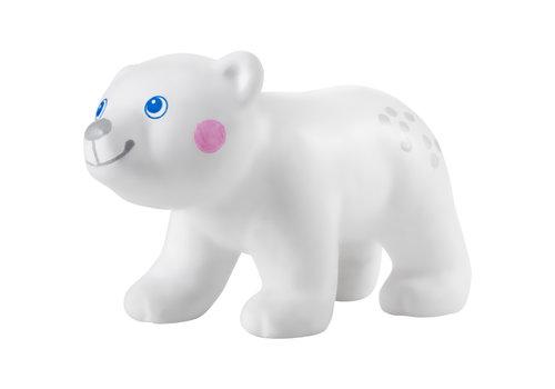 Haba Haba Little Friends Baby Polar Bear