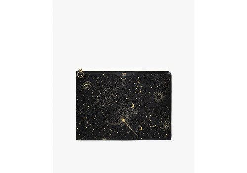 Wouf WOUF Galaxy Fluwelen Laptop Hoes 13""