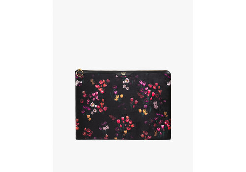 Wouf WOUF Tulips Velvet Laptop Sleeve 13""