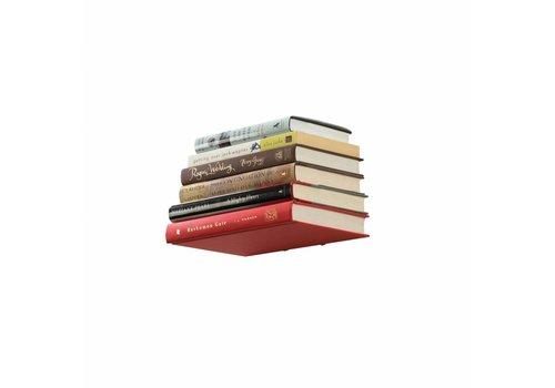Umbra Umbra Conceal Onzichtbare Boekenplank Maat L Nikkel