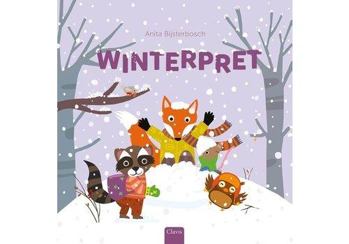 Clavis Clavis Prentenboek Winterpret