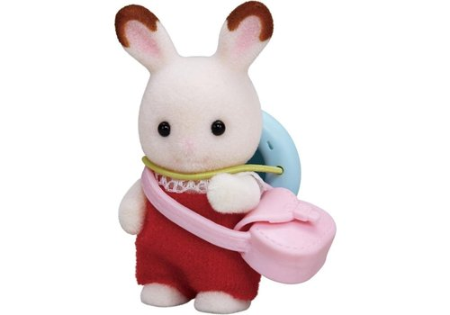 Sylvanian Families Sylvanian Families Chocolate Rabbit Baby