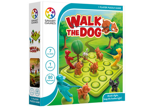 Smartgames SmartGames Walk The Dog