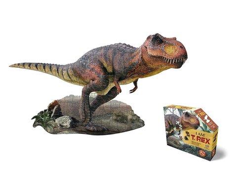 Madd Capp Madd Capp Jigsaw Puzzle I Am T-Rex 100 Pcs