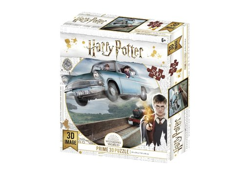 Prime3D Prime 3D Puzzel Harry Potter Ford Anglia 500 St