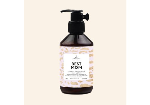 The Gift Label The Gift Label Hand Lotion Best Mom 250 ml