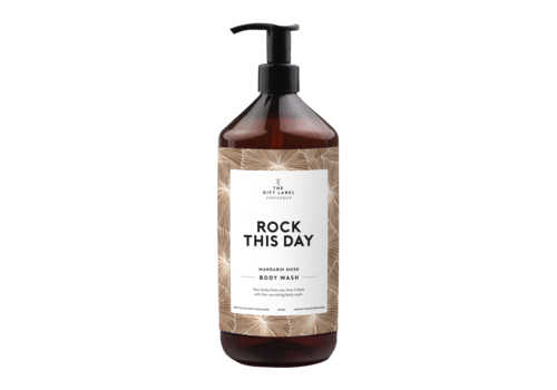 The Gift Label The Gift Label Body Wash Rock This Day 1000 ml