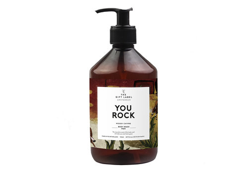 The Gift Label The Gift Label Body Wash Men You Rock 500 ml