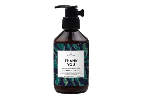 The Gift Label The Gift Label Hand Lotion Thank You 250 ml
