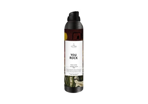 The Gift Label The Gift Label Shower Foam You Rock 200 ml