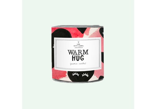 The Gift Label The Gift Label Scented Candle in Tin Warm Hug 310 g