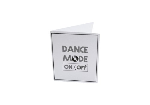 The Gift Label The Gift Label Greeting Card Dance Mode