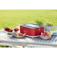 Barbecook Carlo Charcoal Table Grill Sunshine Yellow